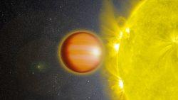 Este exoplaneta no se parece a nada que hayamos visto antes