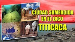 ¿Existe una ancestral ciudad bajo las aguas del lago Titicaca?