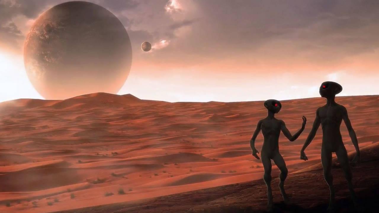 ¿Hay humanos en Marte? Un testimonio increíble
