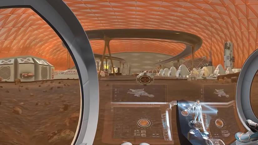 ¿Te imaginas hacer un tour a Marte? Ahora puedes vivirlo de forma virtual