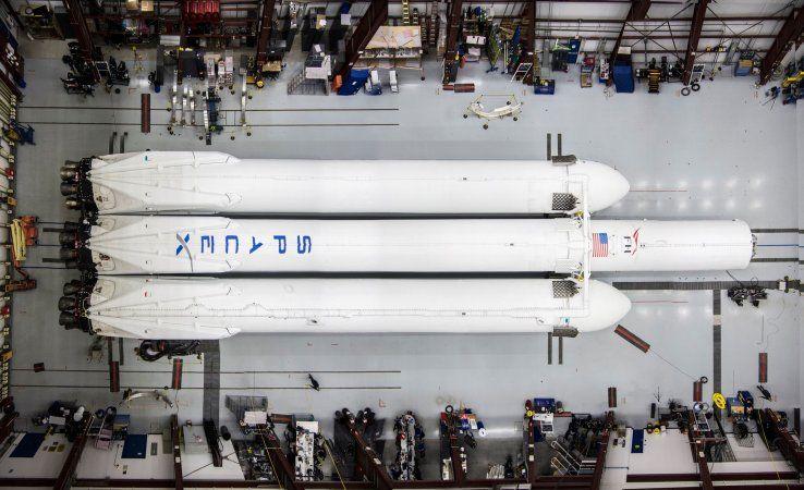 Cohete Falcon Heavy