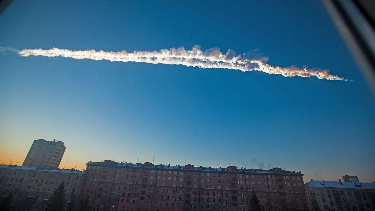 Finalmente hemos comprendido cómo los meteoros explotan al alcanzar la atmósfera