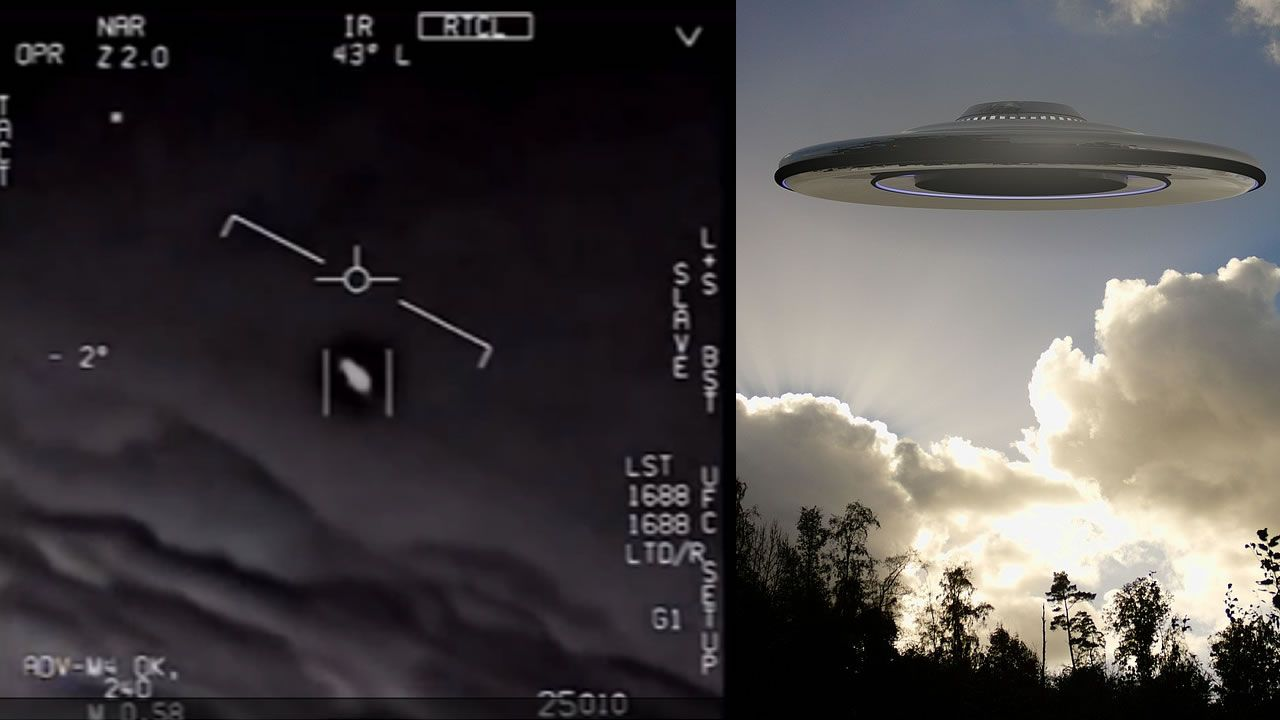 Gobierno de EE.UU. recuperó materiales de OVNIs; científicos no pudieron identificarlos