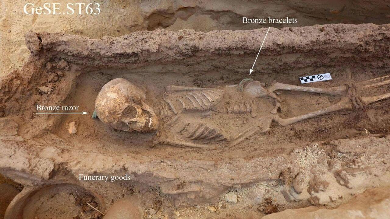 Hallan en Gebel el-Silsila (Egipto) cuatro tumbas de la XVIII Dinastía