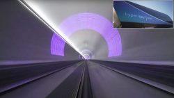 ¿Quieres ver a Hyperloop a cientos de kilómetros por hora?