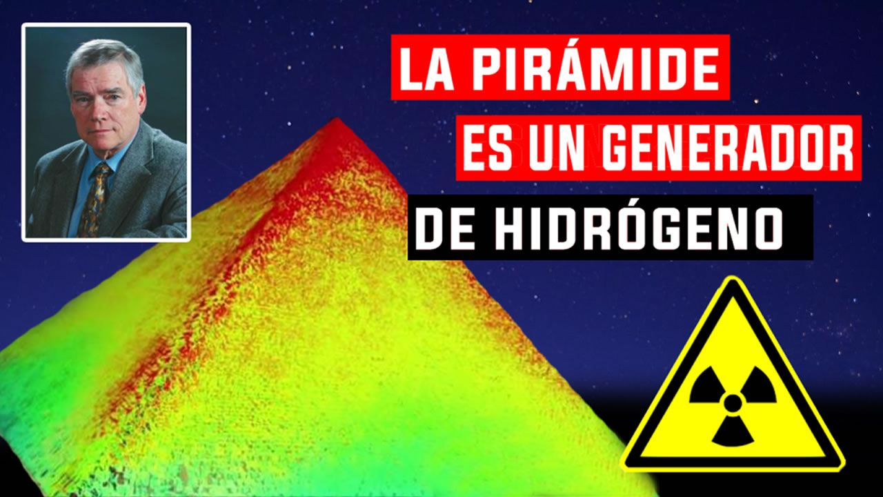 Científico: Las Pirámides son generadores eléctricos de Hidrógeno