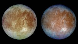 Científicos: «La luna Europa podría sustentar la vida»