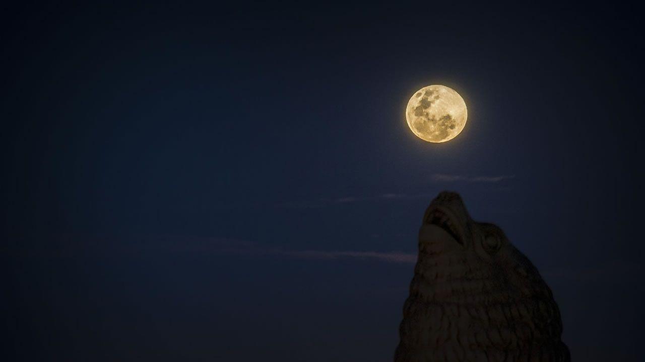 No se pierda la superluna de año nuevo