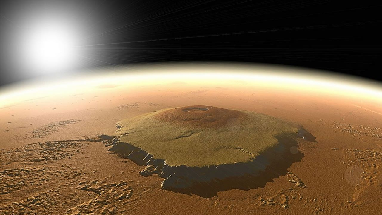 Marte podría no haberse formado donde pensábamos que lo hizo
