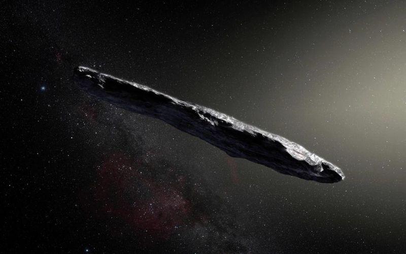 A principios de este mes, una roca espacial del tamaño de un rascacielos pasó cerca de nuestro sistema solar, lo que generó afirmaciones de que era una nave espacial enviada por extraterrestres