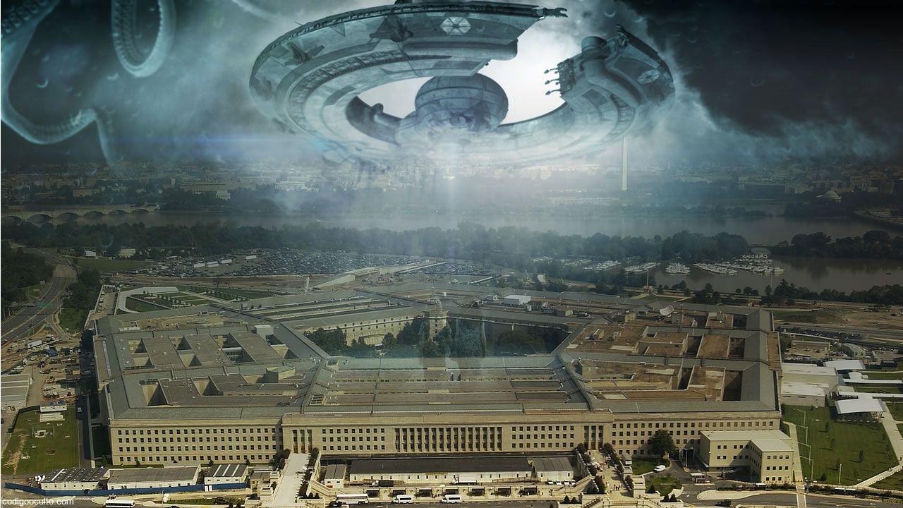 Pentágono gastó 22 millones de dólares en un Programa Secreto para investigar OVNIs