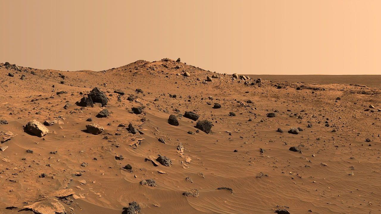 Respiraderos hidrotermales de Marte podrían contener fósiles, según nuevo estudio