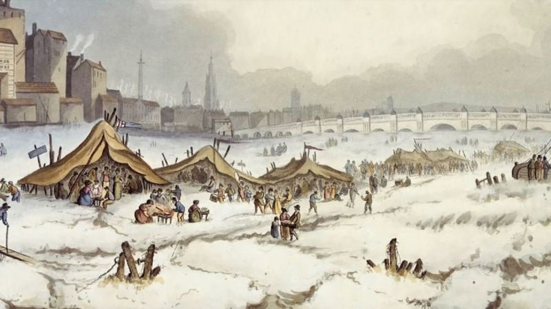 Festivales que alguna vez se celebraron en el río Támesis