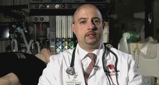 El Dr. Sam Parnia dice que cuando un humano es resucitado clínicamente,vuelve «transformado» en un ser xtraordinario