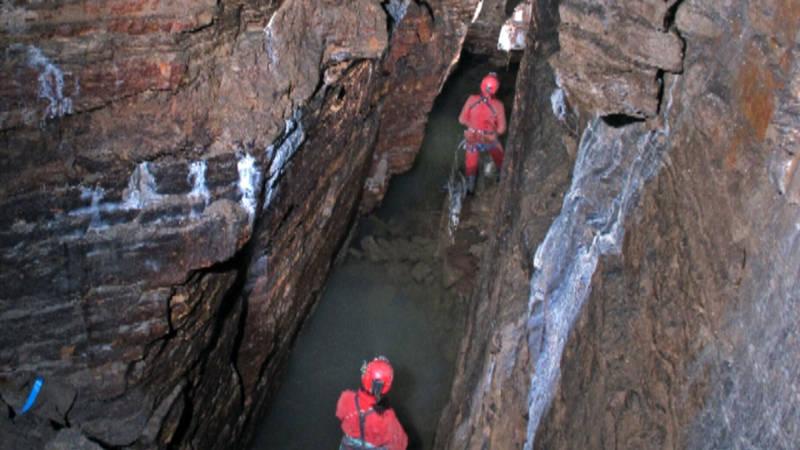 La exploración se ha detenido debido a las inundaciones de invierno