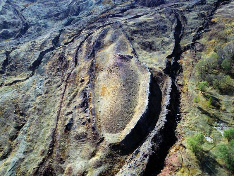 Algunos expertos dice que el Monte Ararat no puede ser la ubicación del arca porque la montaña no se formó hasta después de que las aguas de la inundación retrocedieron