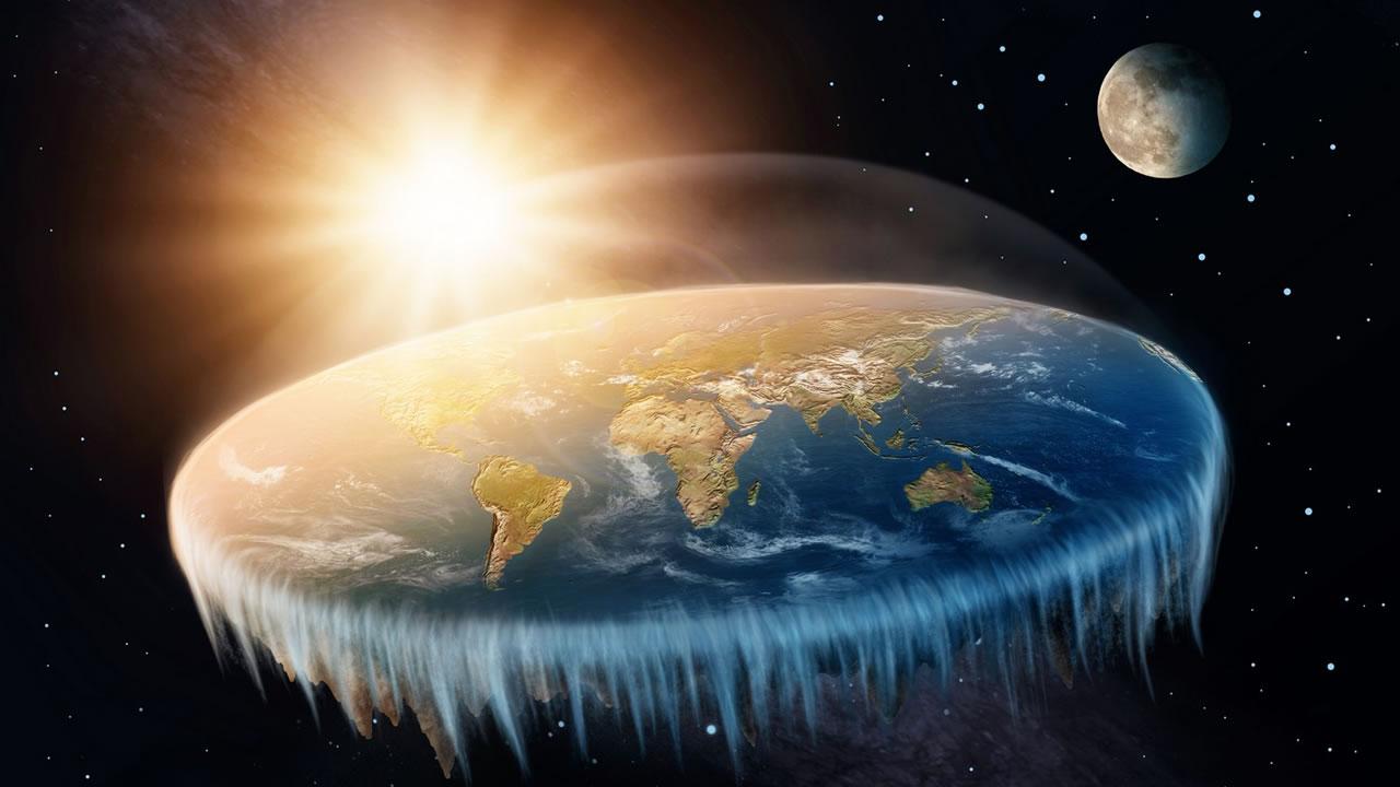Elon Musk vs «Sociedad de la Tierra Plana»