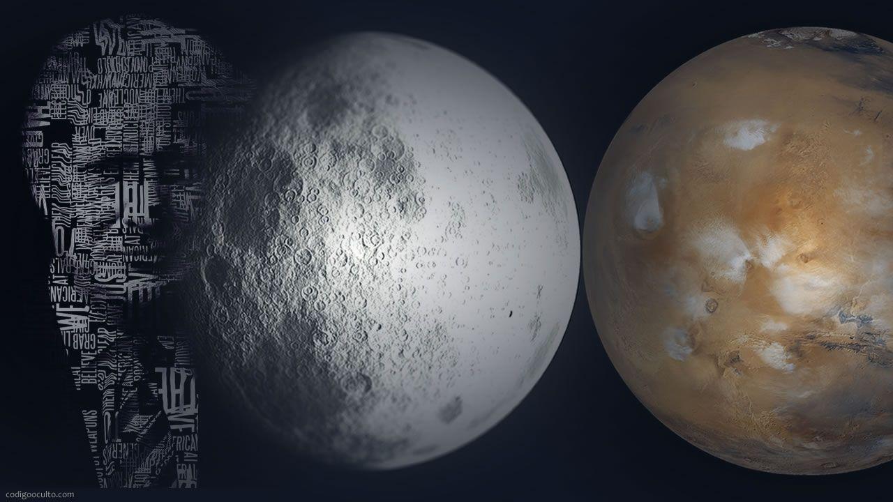 Trump anuncia misión tripulada a la Luna y Marte