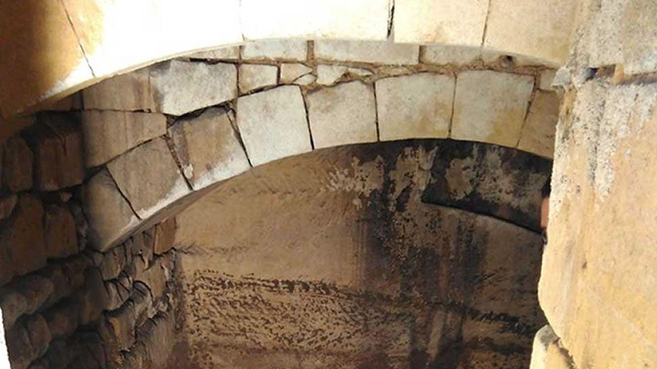 Los túneles secretos de los Caballeros de Malta