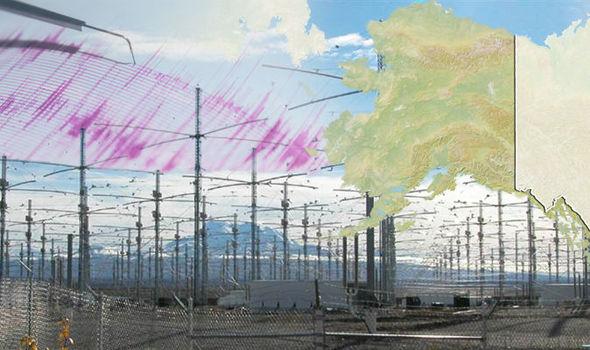 Las teorías de conspiración han acusado a HAARP de haber causado terremotos