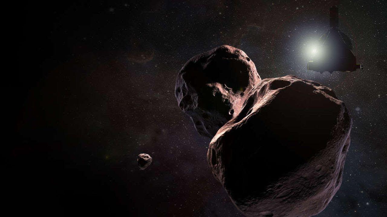 A fin de año New Horizons se acercará a un objeto desconocido fuera del Sistema Solar