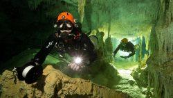 Arqueólogos mexicanos hallan el sitio arqueológico subacuático más grande del mundo