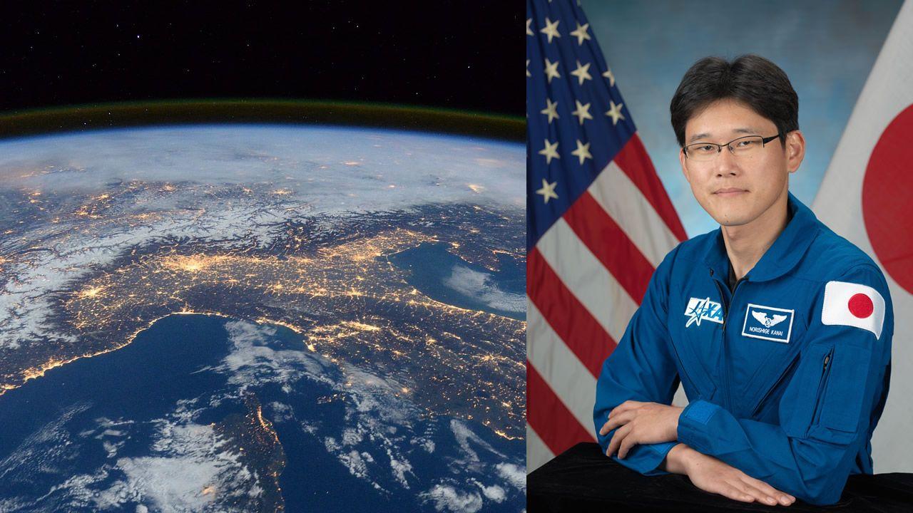 Astronauta de la Estación Espacial Internacional no creció 9 centímetros
