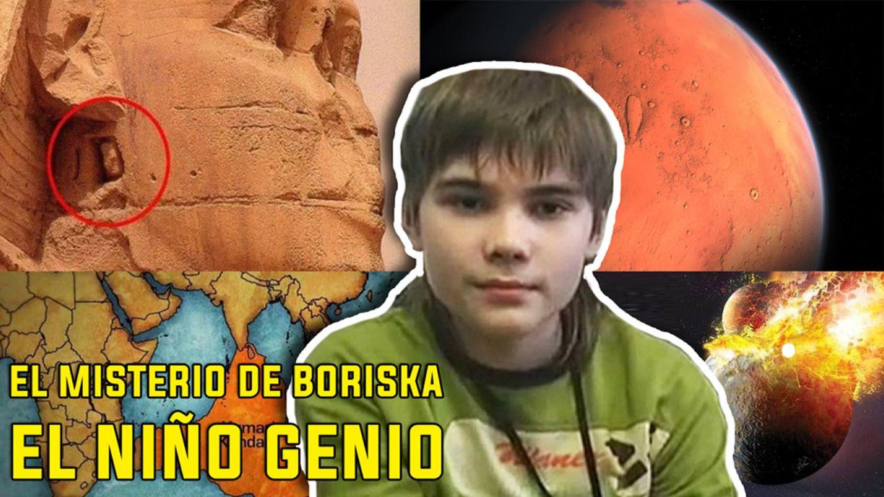 Boriska, el niño genio que reveló datos sorprendentes de Marte y el Universo