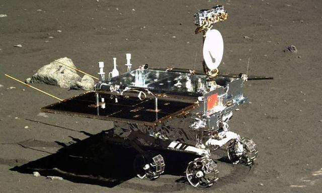 En 2013, el Chang'e 3 de China, desplegando el rover Rabbit de Jade, realizó el primer aterrizaje suave en la luna. Ahora Chang'e 4 está listo para despegar en 2018