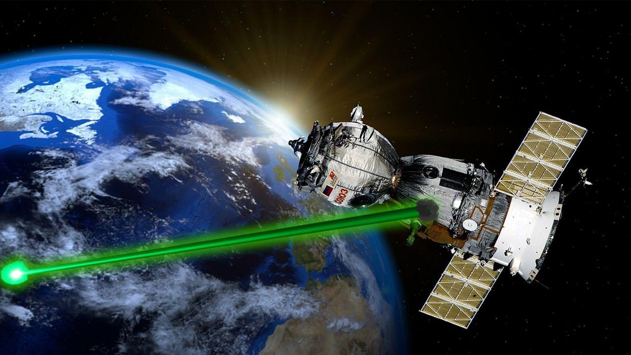 China planea eliminar la basura espacial utilizando láseres gigantes