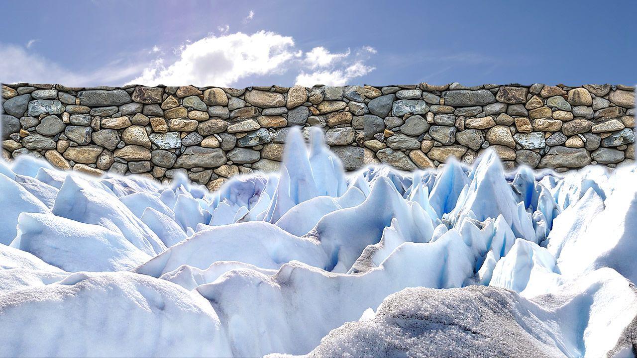 Científico de Princeton propone construir muro alrededor de los glaciares para evitar su derretimiento