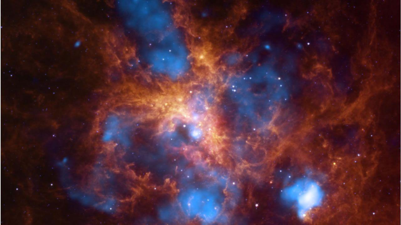Descubrimiento inesperado de estrellas gigantes podría reescribir la Astrofísica