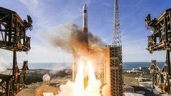 EE.UU. lanza un nuevo satélite espía en una misión secreta