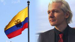 Ecuador concede la nacionalidad a Julian Assange, el creador de Wikileaks