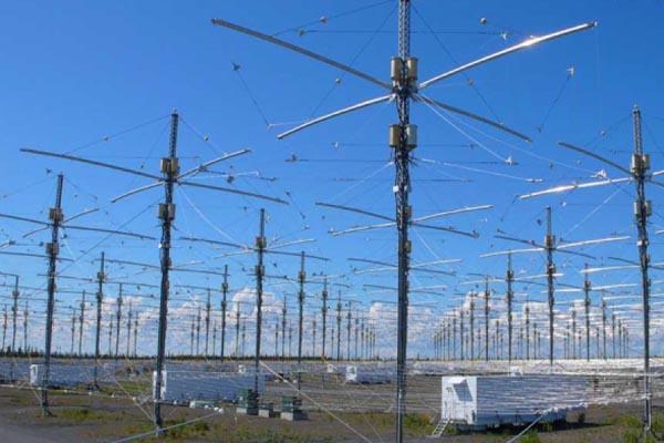 Antenas de HAARP
