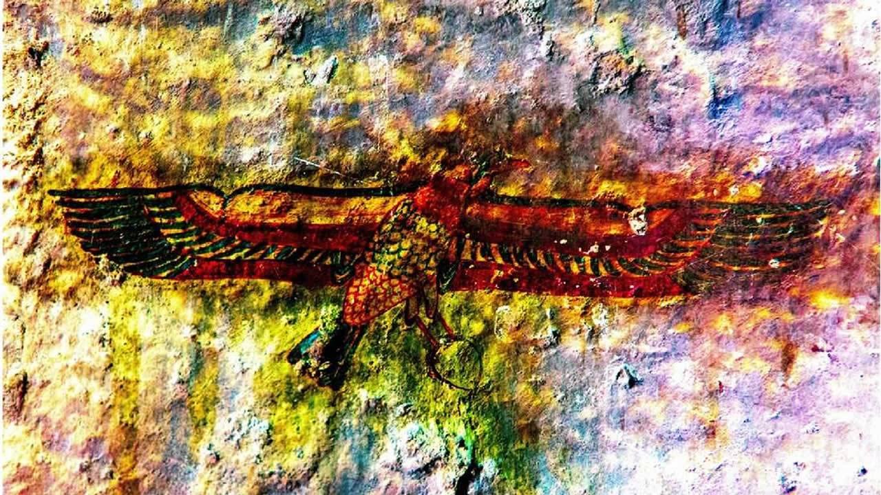 Herramienta digital revela detalles ocultos en antiguas pinturas egipcias