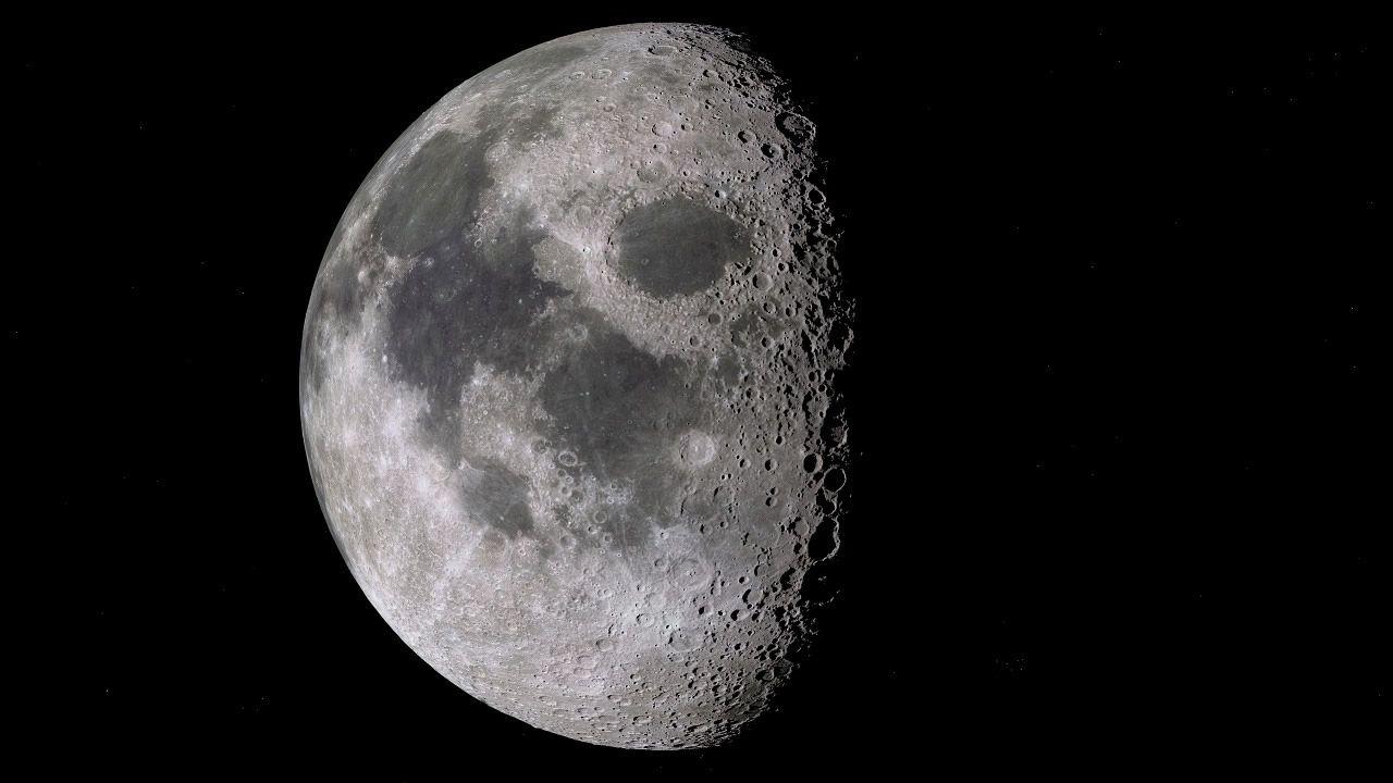 Hielo en tubos de lava en la Luna podrían ofrecer suministro de agua a futuras misiones lunares