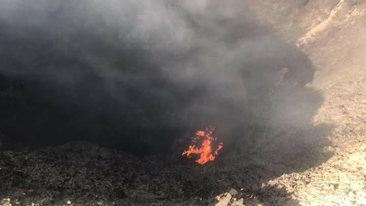 CAYÓ UN METEORITO EN MÉXICO? Meteorito-torreon-coahuila-mexico-3