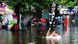 Millones de personas serán afectadas por inundaciones debido a calentamiento global