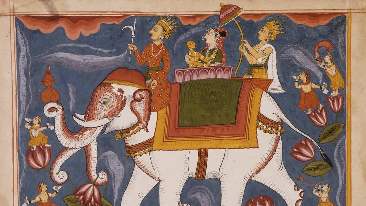 Mitología védica: El dios Indra