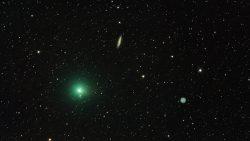 Cometa frena abruptamente, detecta NASA. Algo nunca antes visto