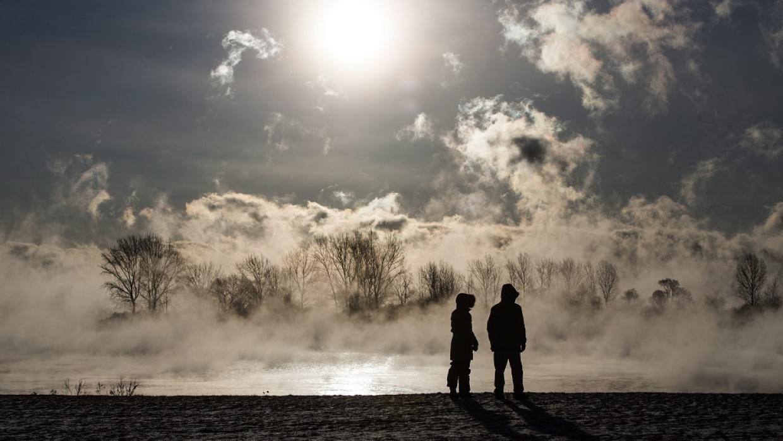 Ola de frío en EE.UU: Piel se congela en solo 30 minutos en la calle