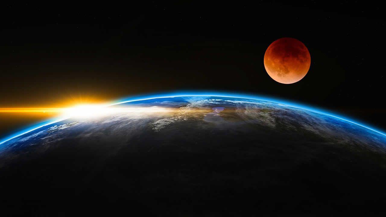 ¿Podría el eclipse lunar ayudar a encontrar vida extraterrestre?