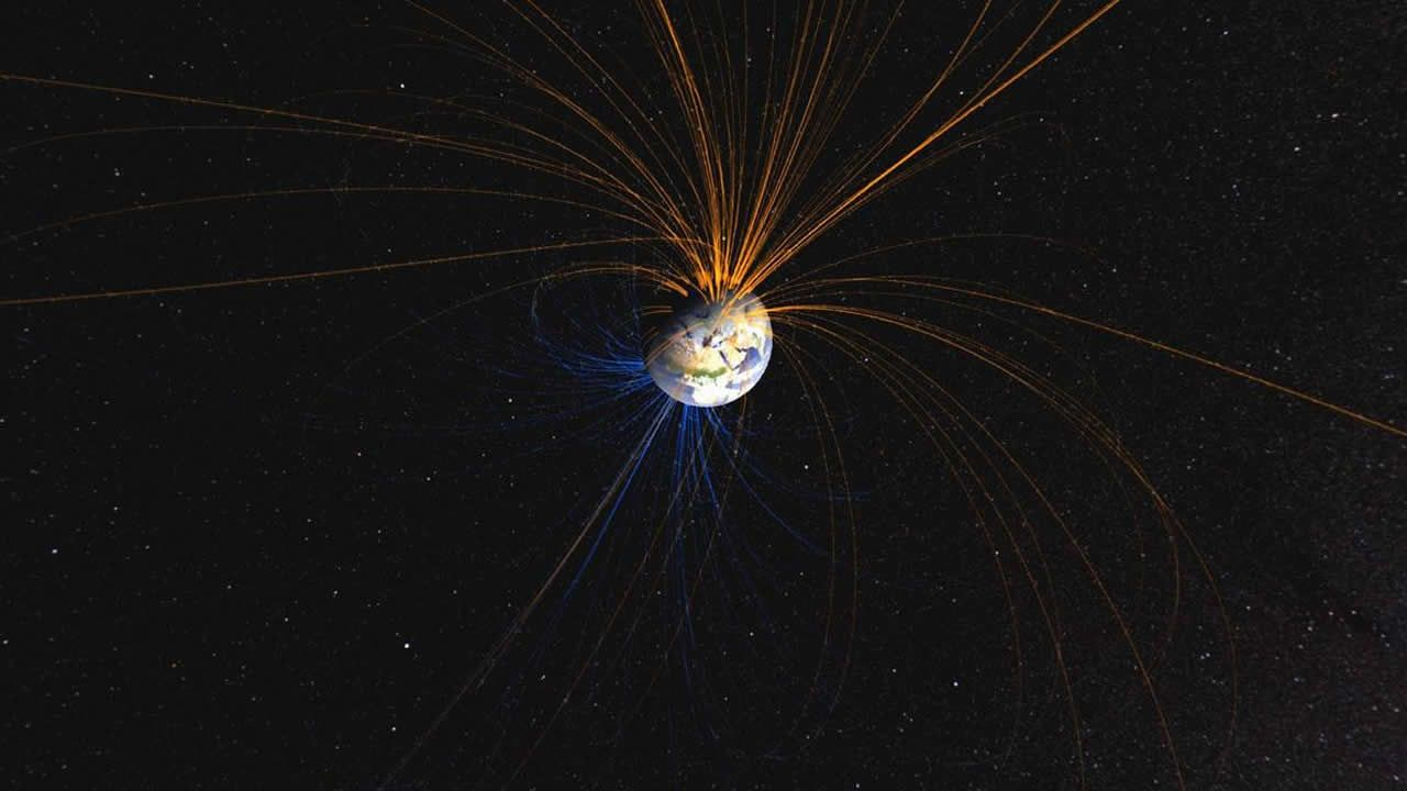Polos magnéticos de la Tierra podrían estar a punto de cambiar