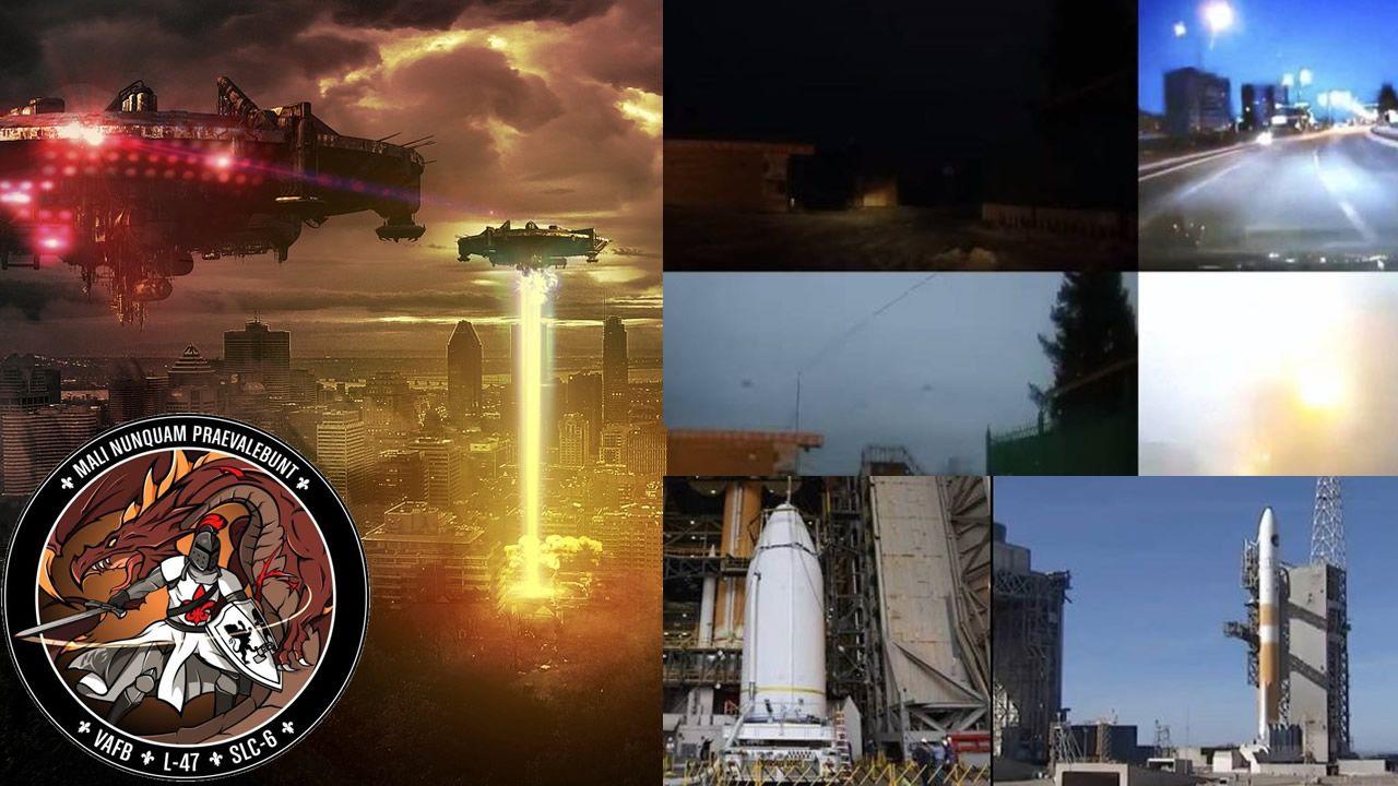 ¿Qué está pasando en el espacio? ¿Se libra una lucha contra el «mal»?