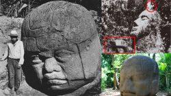 ¿Qué misterio ocultan las enormes cabezas de piedra de Guatemala?