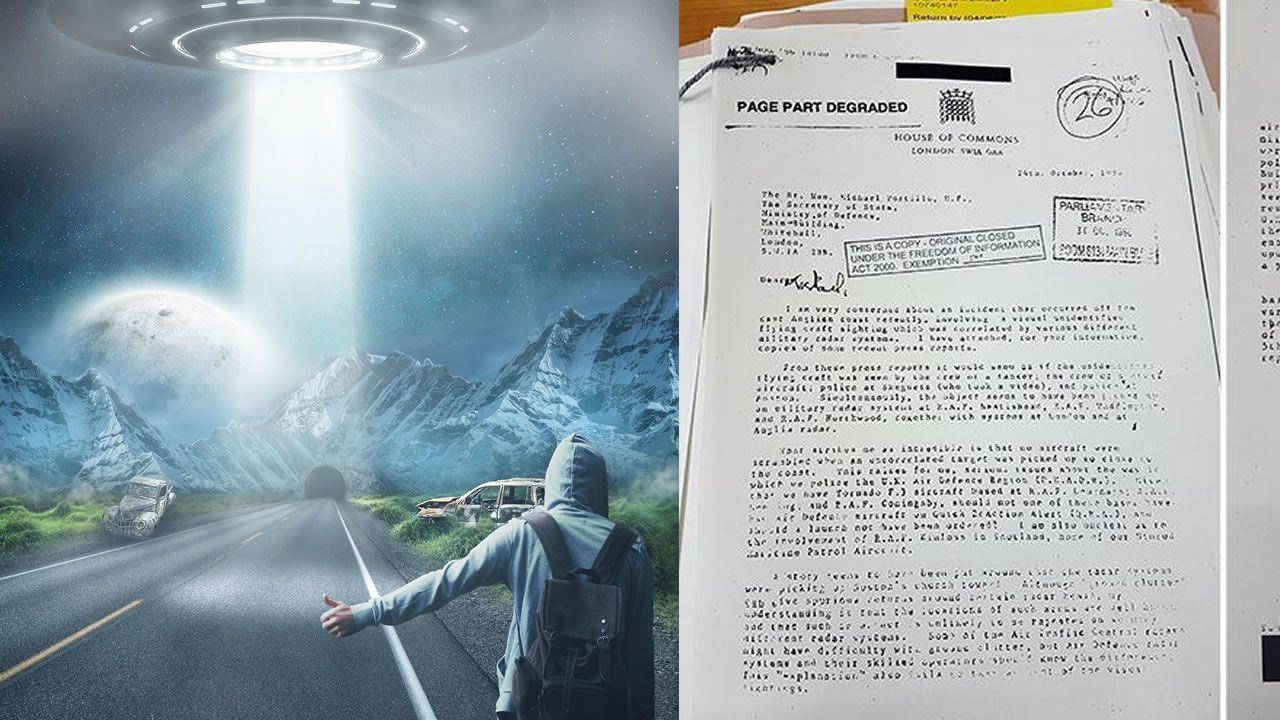 Reino Unido desclasifica parte final de archivos OVNI; sin embargo ¿son todos?