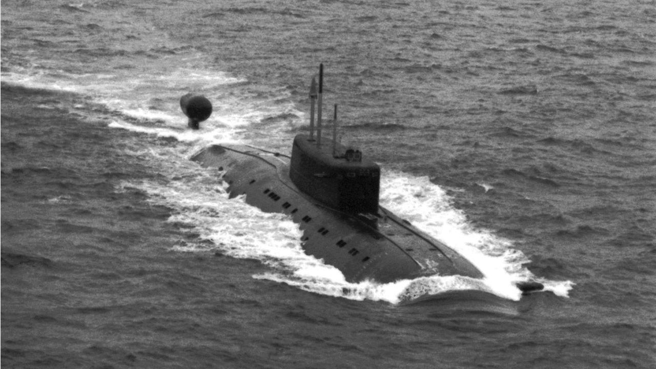 Rusia tiene un drone submarino nuclear capaz de llevar una ojiva de 100 megatones