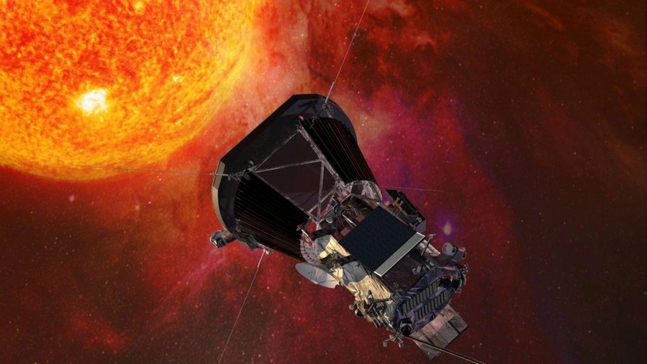 Sonda espacial que «tocará el Sol» es probada intensamente a 2.600 grados e iluminación extrema