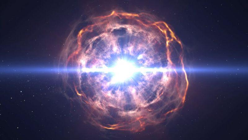 Las estrellas gigantes pueden producir objetos exóticos como agujeros negros y supernovas